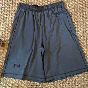 NWT Under Armour basketball shorts